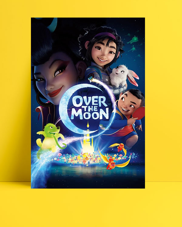 Over the Moon posteri