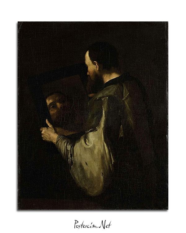 Philosopher with Mirror afisi