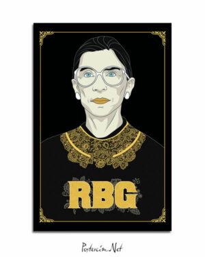 RBG afişi