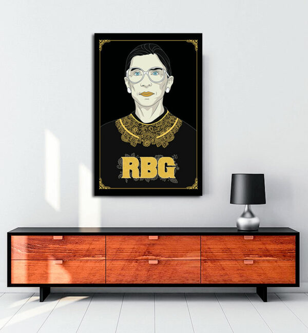 RBG kanvas tablo
