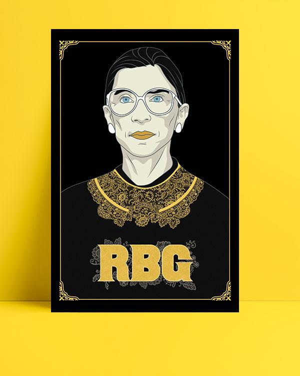 RBG posteri