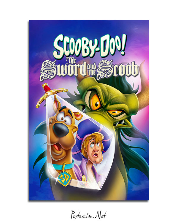 Scooby-Doo! The Sword and the Scoob afişi