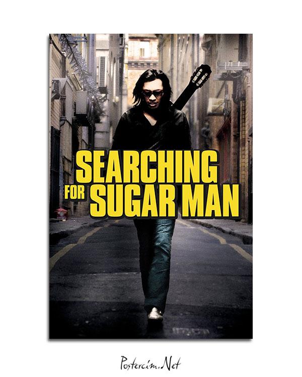 Searching for sugar man afişi