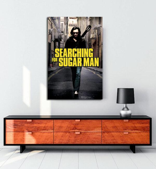 Searching for sugar man kanvas tablo