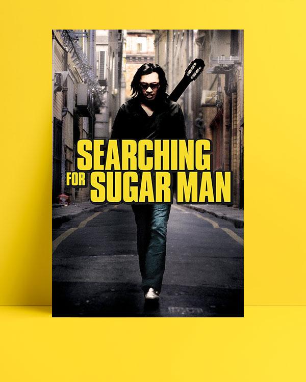Searching for sugar man posteri