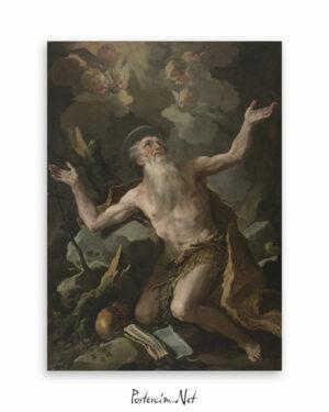 Paul the Hermit afişi