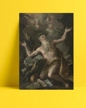 Paul the Hermit posteri