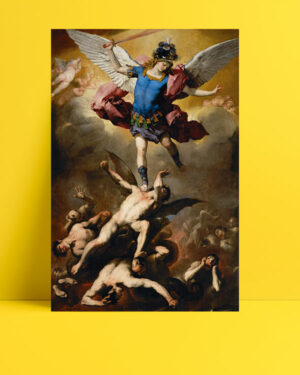 The Fall of the Rebel Angels posteri