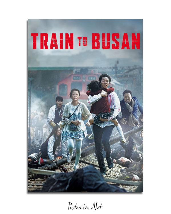 Train to busan afişi