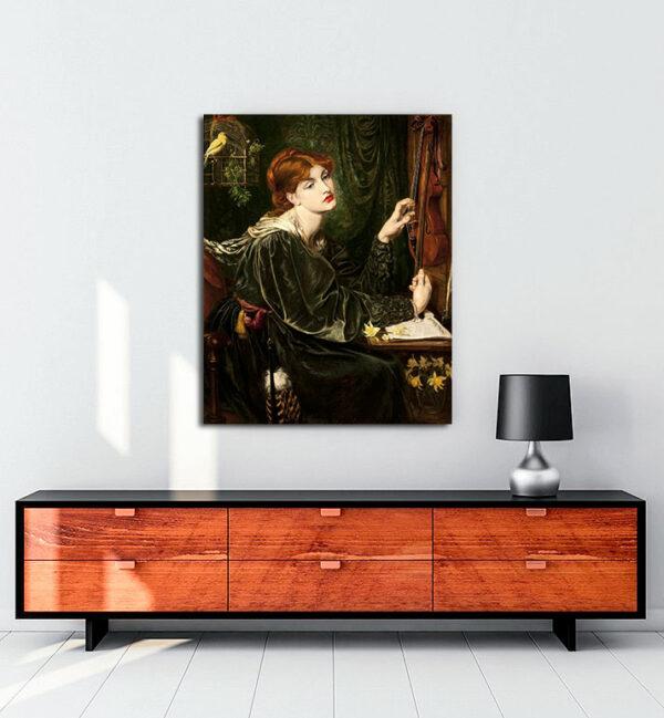 Veronica Veronese kanvas tablo