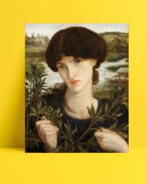 Dante Gabriel Rossetti posteri