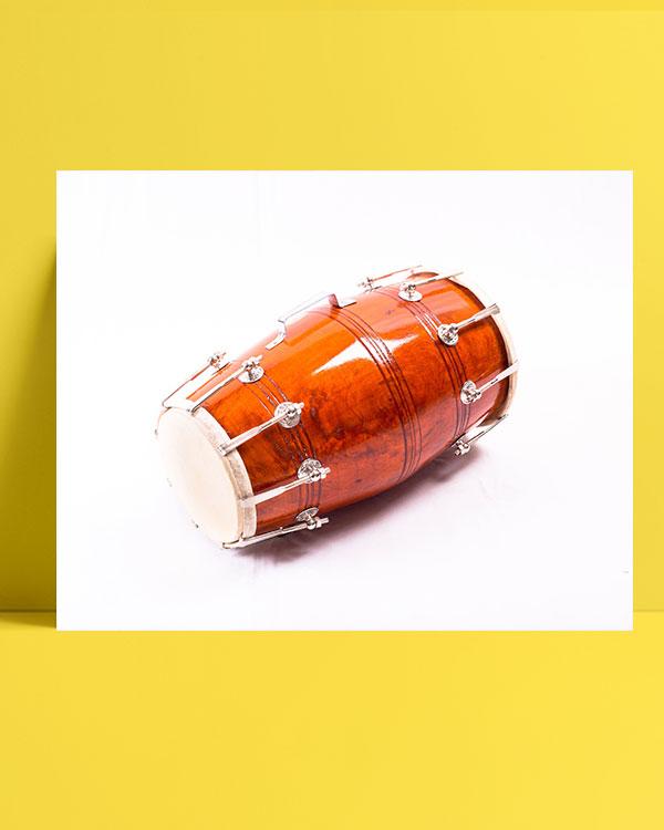 Dholak-müzik-enstrümanı-posteri