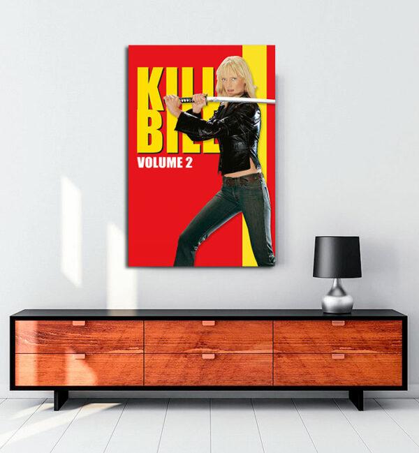 Kill-Bill-Volume-2-kanvas-tablo
