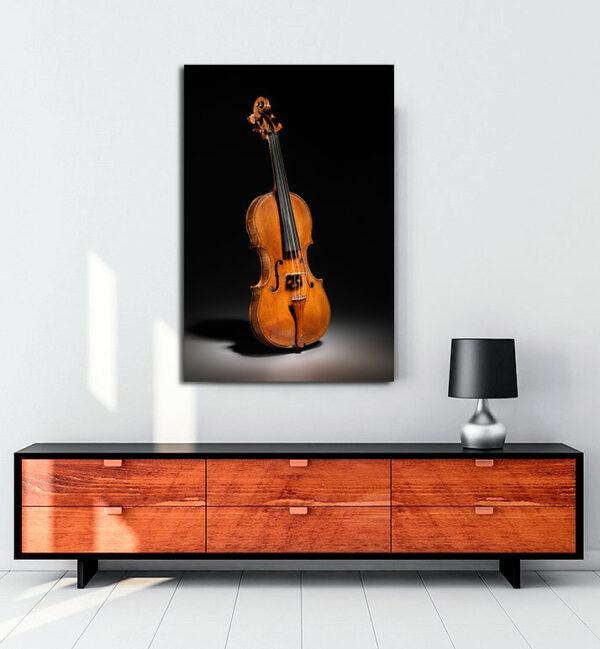 keman-kanvas-tablo