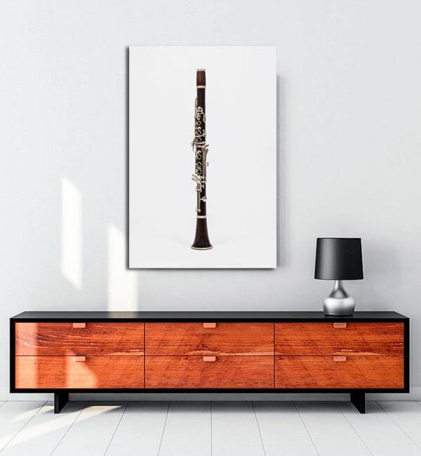 klarnet-kanvas-tablo