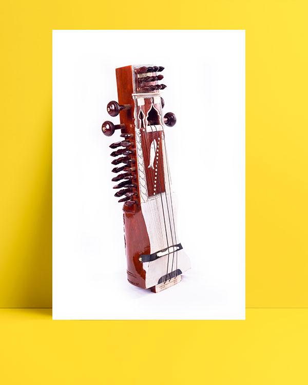 sarangi-müzik-enstrümanı-posteri