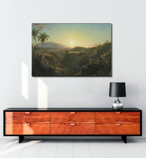 Pichincha-kanvas-tablo
