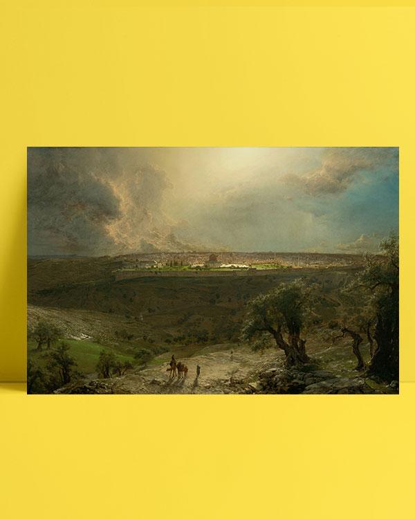 Zeytin-Dağı'ndan-Kudüs-posteri