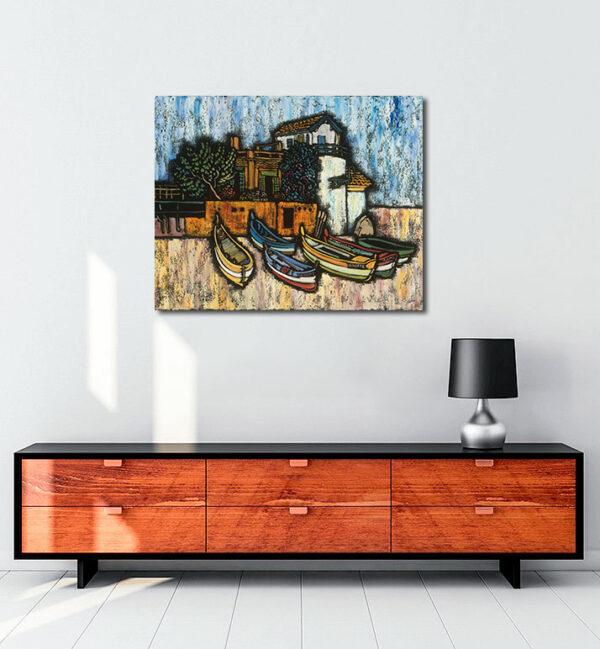 balıkçı-tekneleri-kanvas-tablo