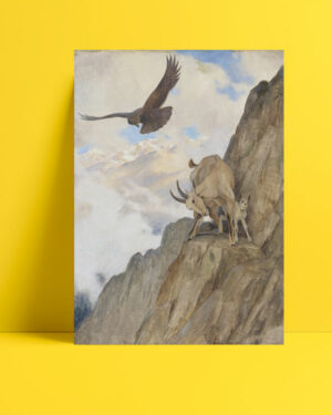 sibirya-keçisi-ve-kartal-posteri