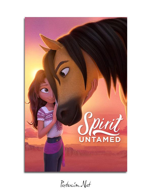 spirit-untamed-özgür-ruh-afisi