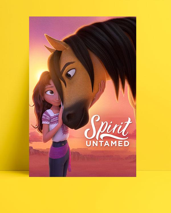 spirit-untamed-özgür-ruh-posteri