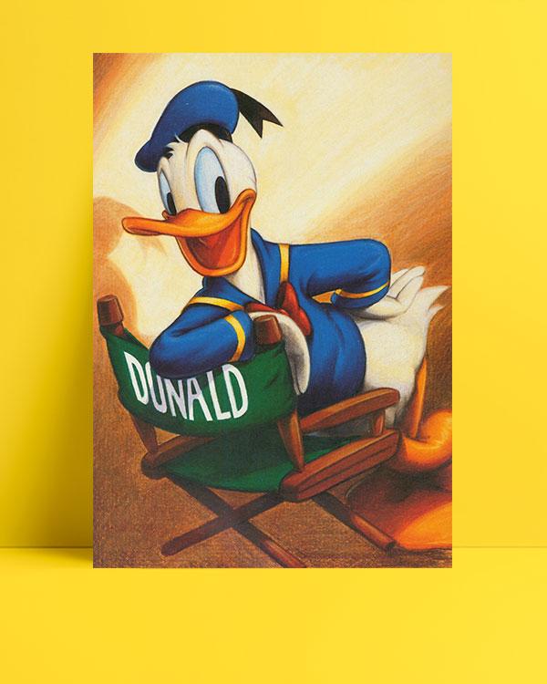 Donald-Duck-posteri