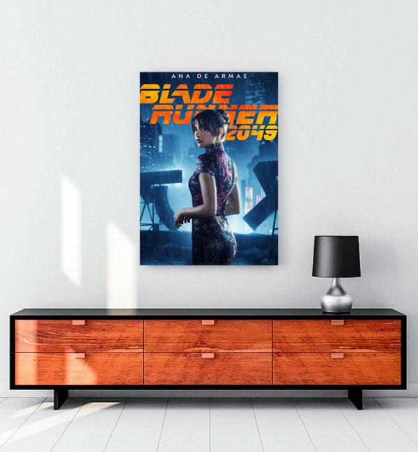ana-de-armas-blade-runner-kanvas-tablo