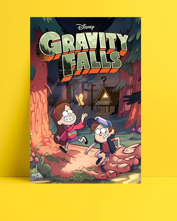 gravity-falls-esrarengiz-kasaba-posteri