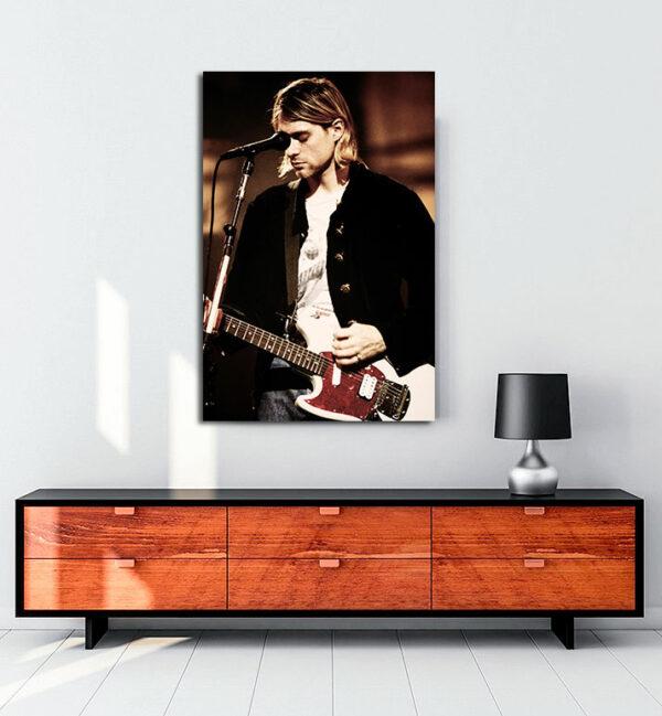 kurt-cobain-nirvana-kanvas-tablo