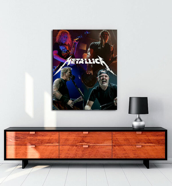 metallica-2-kanvas-tablo