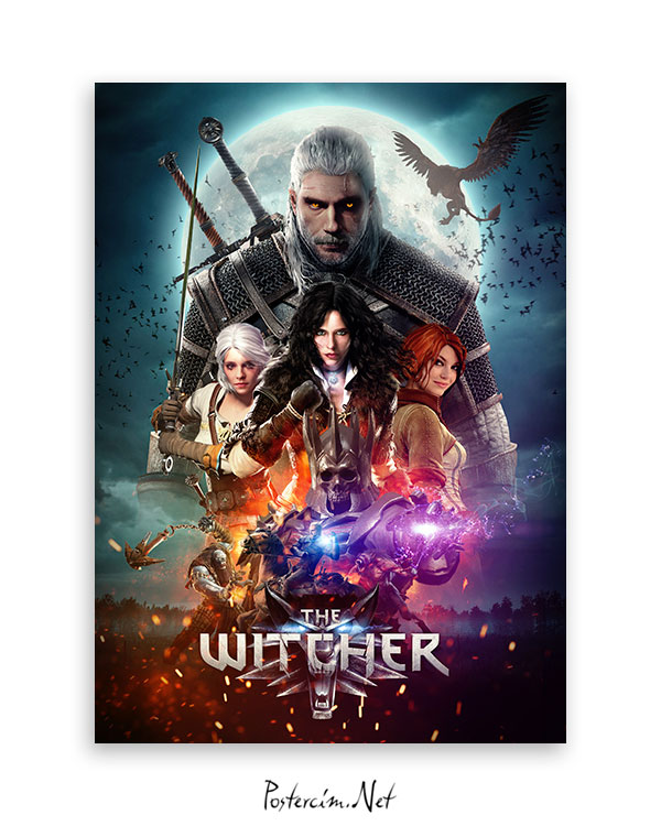 the-witcher-afisi