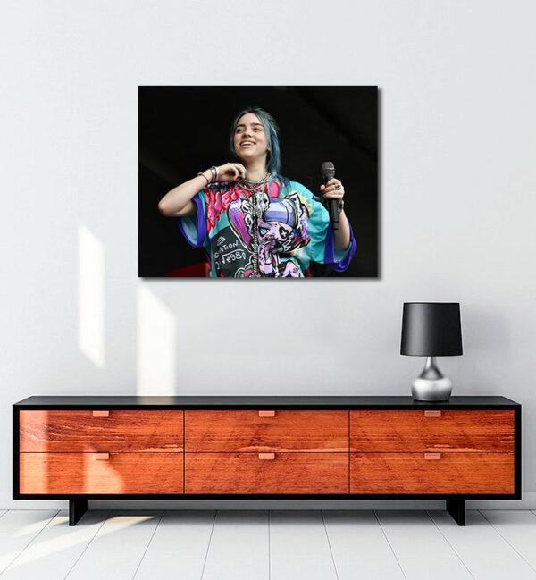 billie-eilish-kanvas-tablo