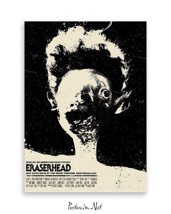 eraserhead-afisi