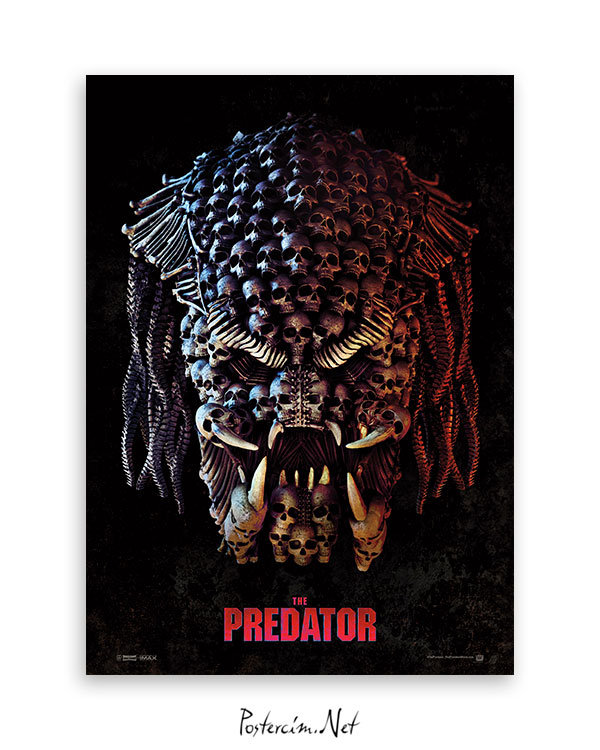 the-predator-avcı-afisi