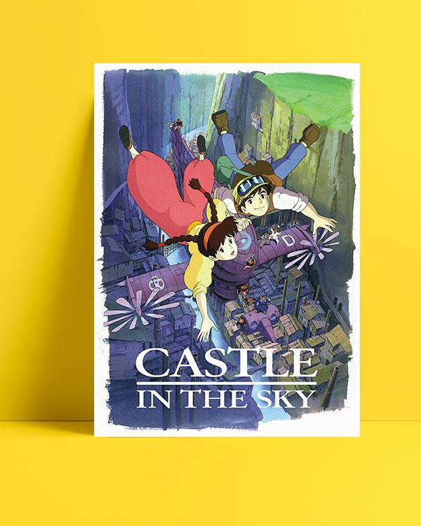 castle-in-the-sky-gökteki-kale-posteri