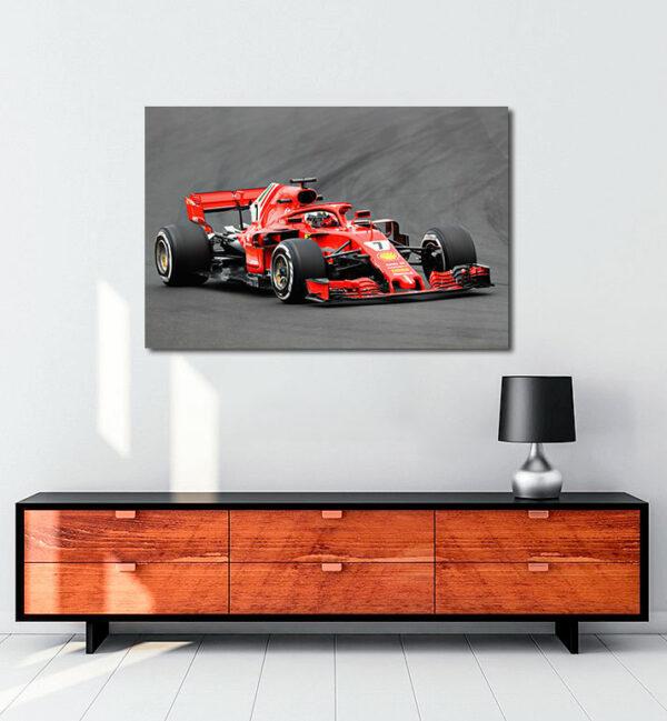 formula-1-ferrari-2018-kanvas-tablo