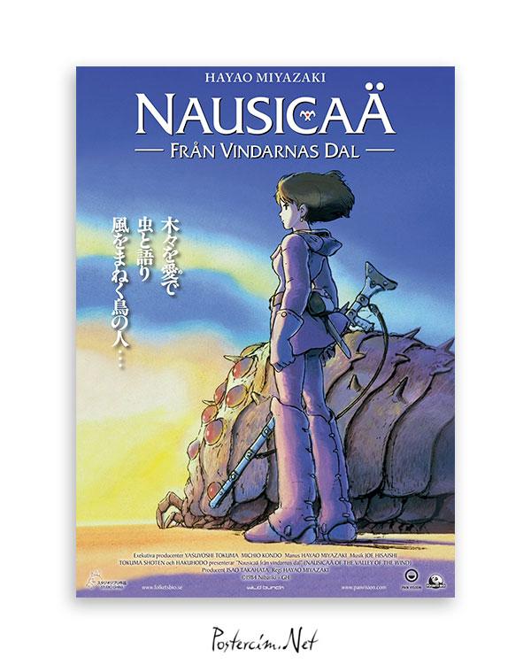 hayao-miyazaki-rüzgarlı-vadi-afisi