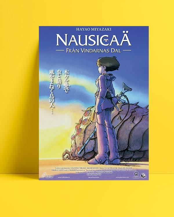 hayao-miyazaki-rüzgarlı-vadi-posteri