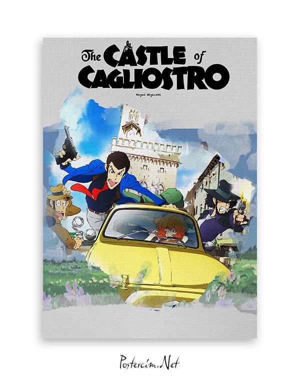 kagliostro'nun-şatosu-the-castle--of-cagliostro-afisi