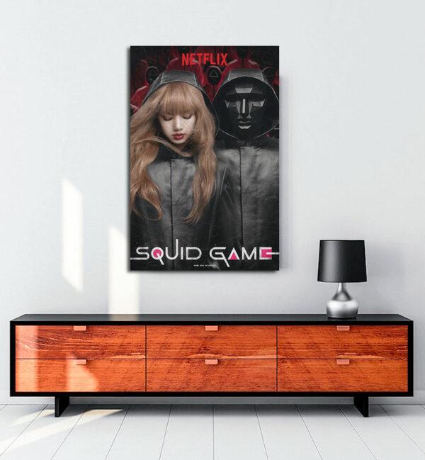 squid-game-ordu-kanvas-tablo